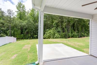 Chesapeake Homes -  712 Hackberry Way, Longs, SC 29568 Covered Patio