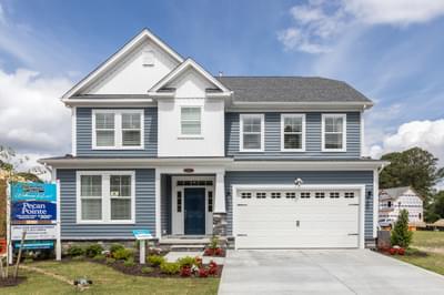 Chesapeake Homes -  Pecan Pointe