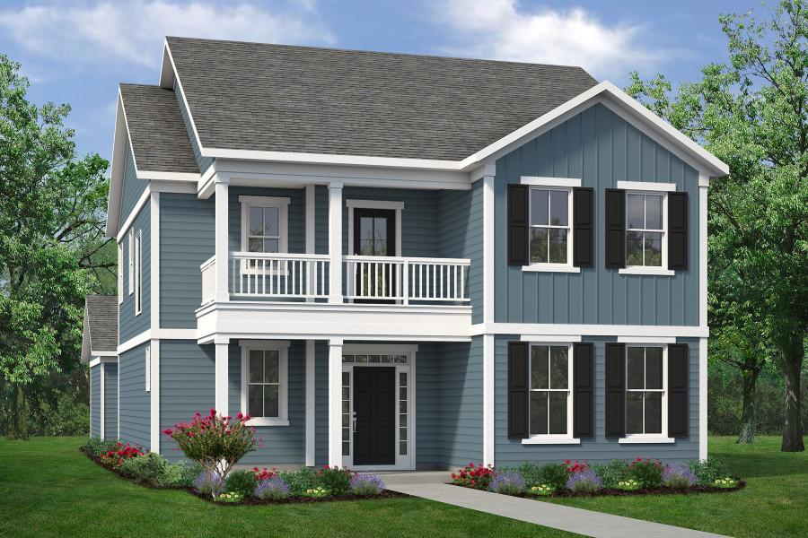Chesapeake Homes -  The Mai Tai