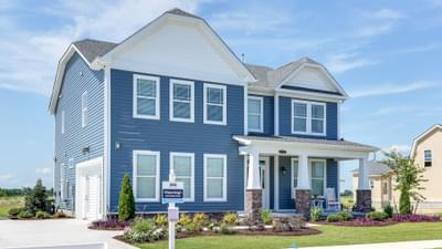 Chesapeake Homes -  Waterleigh
