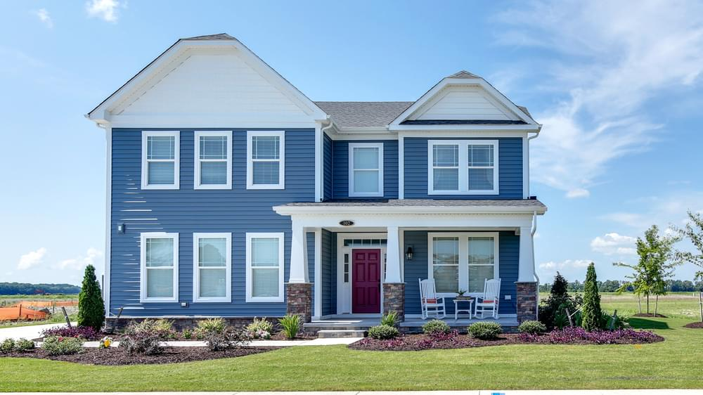 1,938sf New Home in Moyock, NC