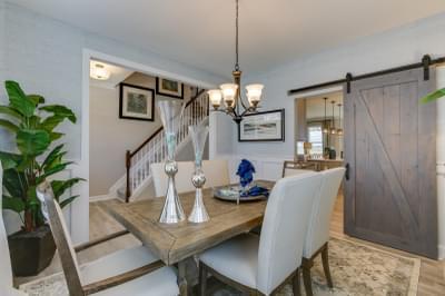 Chesapeake Homes -  Waterleigh