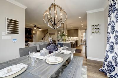 Chesapeake Homes -  The Roseleigh