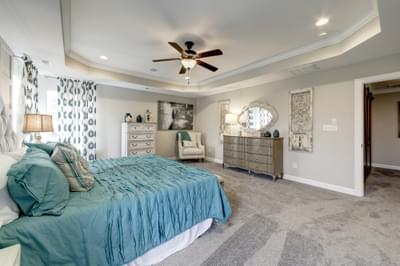 Chesapeake Homes -  The Roseleigh