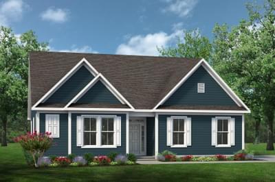 Chesapeake Homes -  The Viola Elevation B