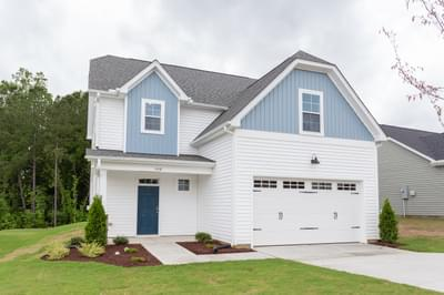 Chesapeake Homes -  The Willow