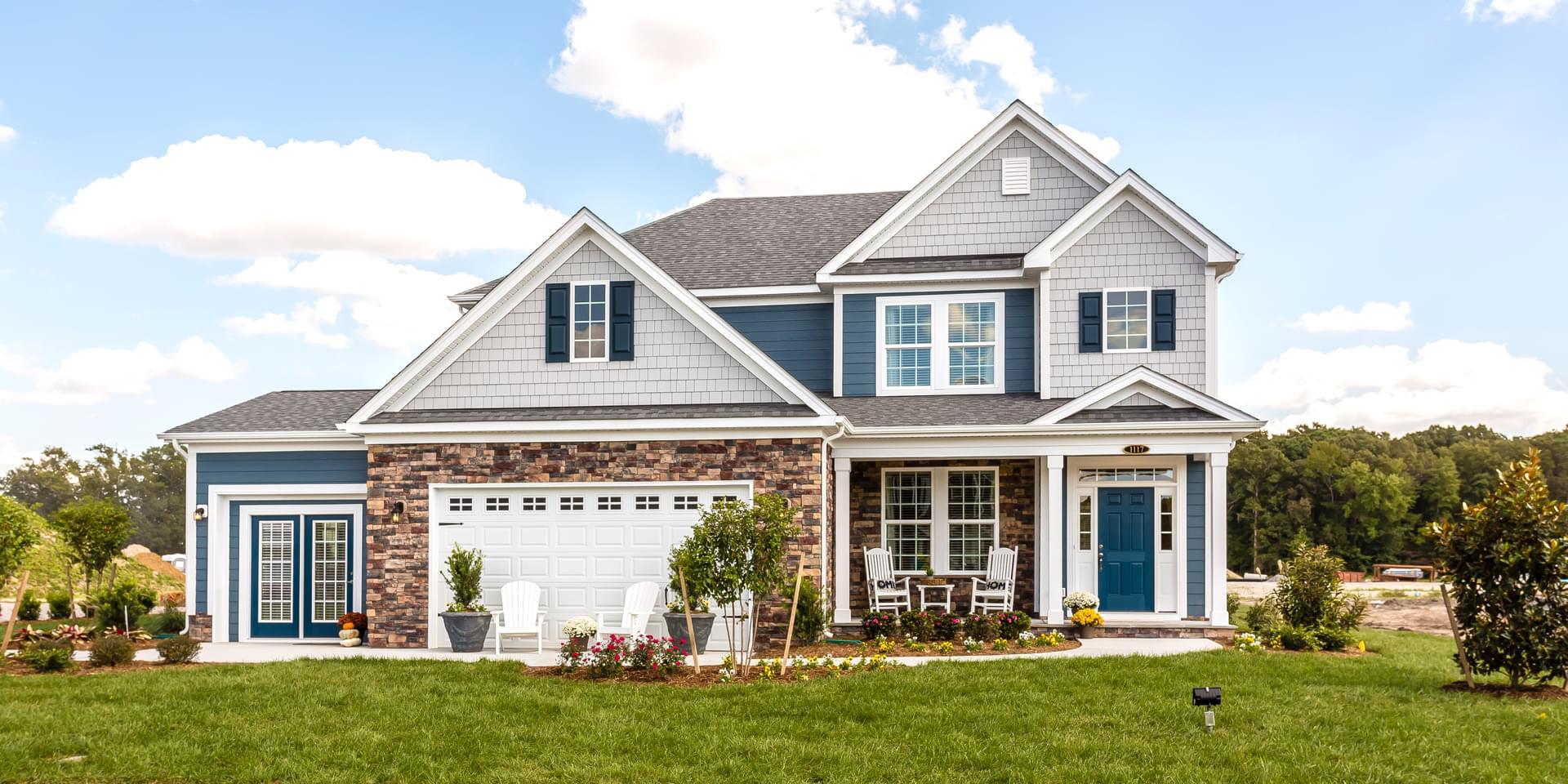 Chesapeake Homes Exterior
