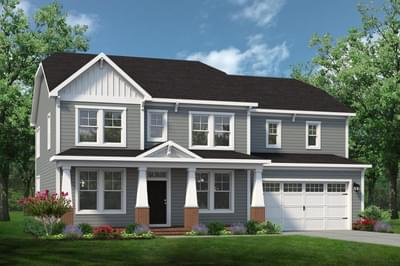 Chesapeake Homes -  The Roseleigh Roseleigh A
