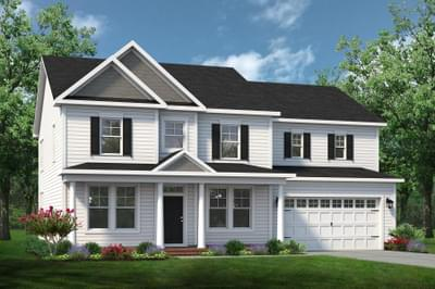 Chesapeake Homes -  The Roseleigh Roseleigh D