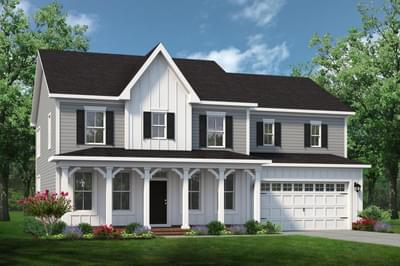 Chesapeake Homes -  The Roseleigh Roseleigh F