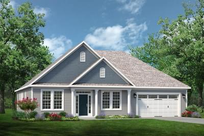 Chesapeake Homes -  The Finale Elevation C