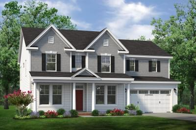 Chesapeake Homes -  The Harmony Elevation E