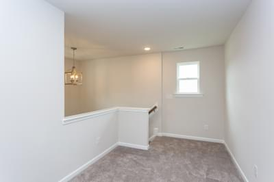 Chesapeake Homes -  The Holly Upstairs Hallway