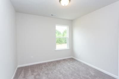 Chesapeake Homes -  The Maple Bedroom 2