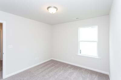 Chesapeake Homes -  The Maple Bedroom 3