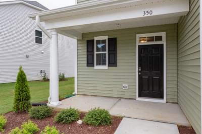 Chesapeake Homes -  The Maple Exterior