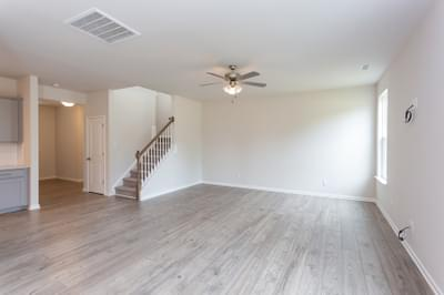Chesapeake Homes -  The Maple Great Room