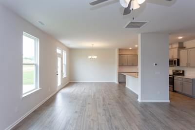Chesapeake Homes -  The Maple Dining Room