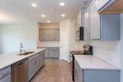 Chesapeake Homes -  The Maple Kitchen
