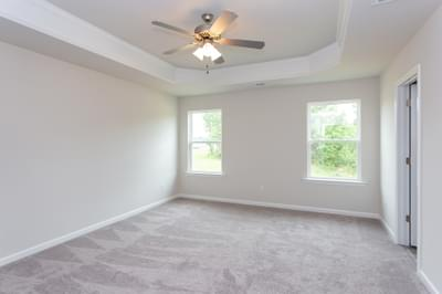 Chesapeake Homes -  The Maple Owner's Suite
