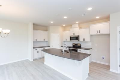 Chesapeake Homes -  The Sycamore Kitchen