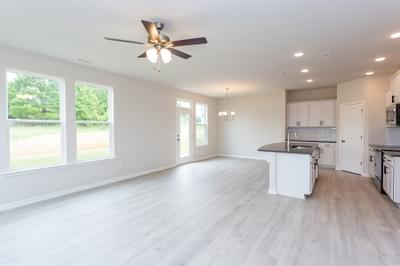 Chesapeake Homes -  The Sycamore Great Room