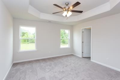 Chesapeake Homes -  The Sycamore Owner's Suite