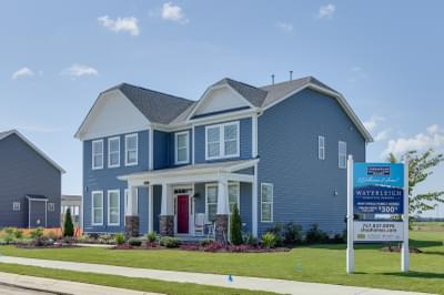 Chesapeake Homes -  The Sierra Exterior