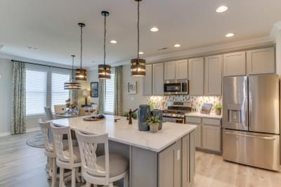 Chesapeake Homes -  The Sierra Kitchen