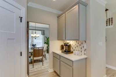 Chesapeake Homes -  The Sierra Butler's Pantry