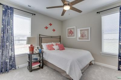 Chesapeake Homes -  The Sierra Bedroom 4