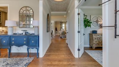 Chesapeake Homes -  167 Preserve Way, Suffolk, VA 23434 Foyer