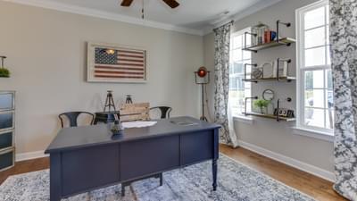 Chesapeake Homes -  167 Preserve Way, Suffolk, VA 23434 Study