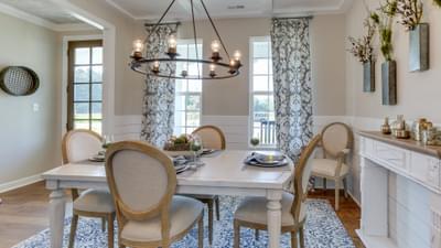 Chesapeake Homes -  167 Preserve Way, Suffolk, VA 23434 Dining Room