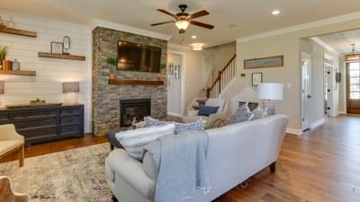 Chesapeake Homes -  167 Preserve Way, Suffolk, VA 23434 Great Room