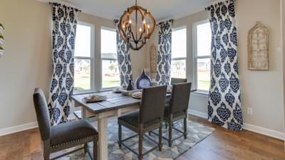 Chesapeake Homes -  167 Preserve Way, Suffolk, VA 23434 Breakfast Area