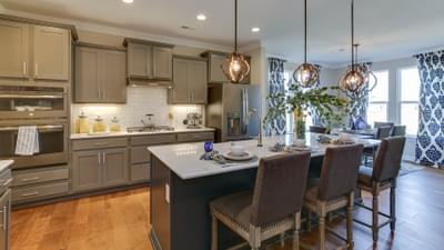 Chesapeake Homes -  167 Preserve Way, Suffolk, VA 23434 Kitchen