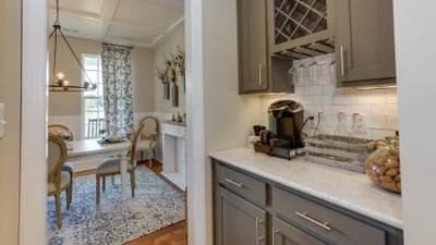 Chesapeake Homes -  167 Preserve Way, Suffolk, VA 23434 Butler's Pantry