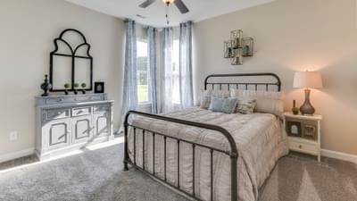 Chesapeake Homes -  167 Preserve Way, Suffolk, VA 23434 Guest Suite
