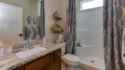 Chesapeake Homes -  167 Preserve Way, Suffolk, VA 23434 Downstairs Bathroom