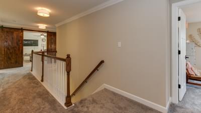 Chesapeake Homes -  167 Preserve Way, Suffolk, VA 23434 Upstairs Hallway