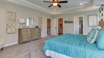 Chesapeake Homes -  167 Preserve Way, Suffolk, VA 23434 Owner's Suite