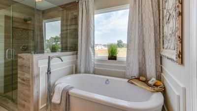 Chesapeake Homes -  167 Preserve Way, Suffolk, VA 23434 Owner's Bath