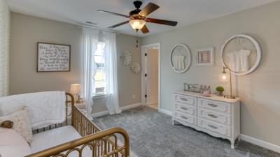 Chesapeake Homes -  167 Preserve Way, Suffolk, VA 23434 Bedroom 4