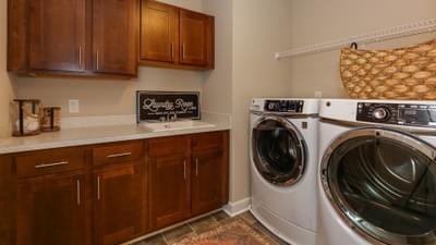 Chesapeake Homes -  167 Preserve Way, Suffolk, VA 23434 Laundry Room