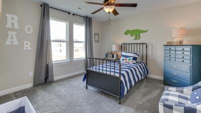 Chesapeake Homes -  167 Preserve Way, Suffolk, VA 23434 Bedroom 3