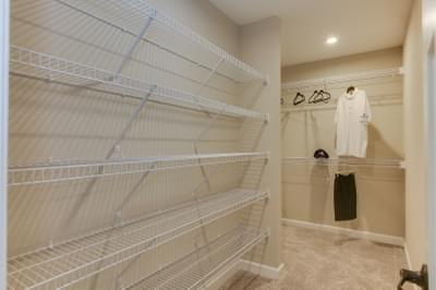 Chesapeake Homes -  The Sierra Owner's Closet