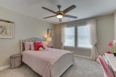 Chesapeake Homes -  The Sierra Bedroom 2