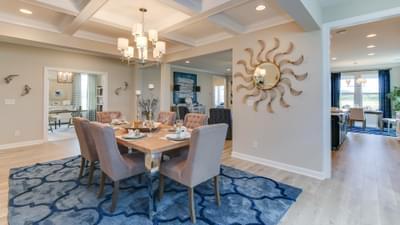 Chesapeake Homes -  The Boardwalk Dining Room