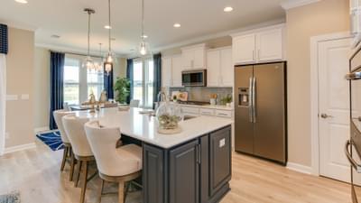 Chesapeake Homes -  The Boardwalk Kitchen
